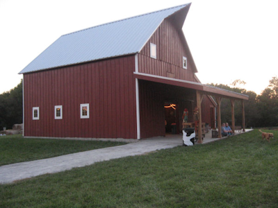 The Barn at Benson Farms